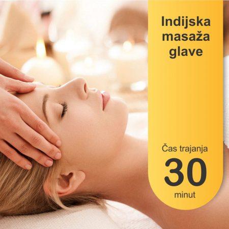 Indijska masaža glave