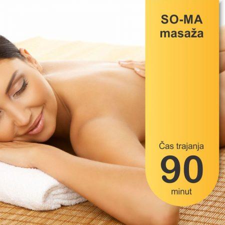 Masaža SOMA - 90 minut