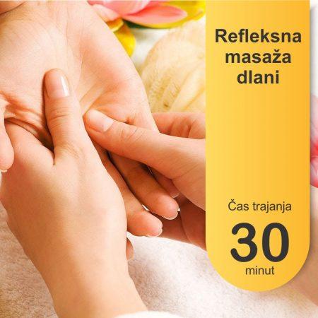 Refleksna masaža dlani