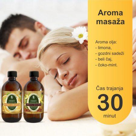 Aroma masaza 30 minut