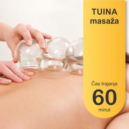 Tui na masaža - 60 minut