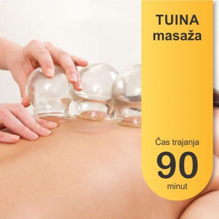 Tui na masaža - 90 minut